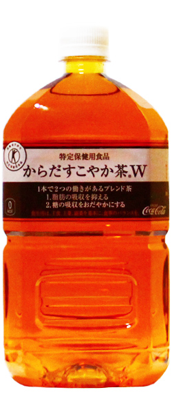 からだすこやか茶W 1.05L