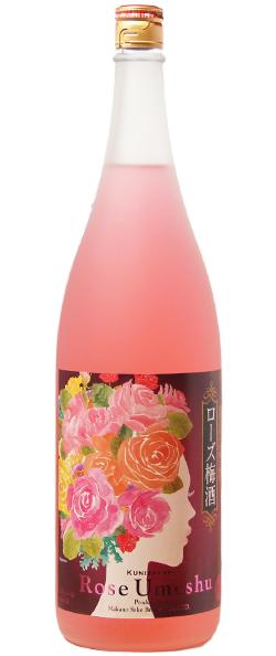 国盛 ローズ梅酒 1.8L