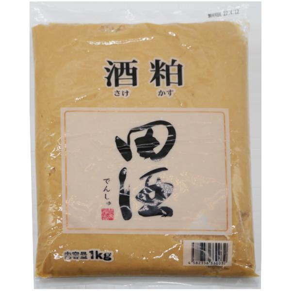 西田酒造店 田酒 酒粕 1kg