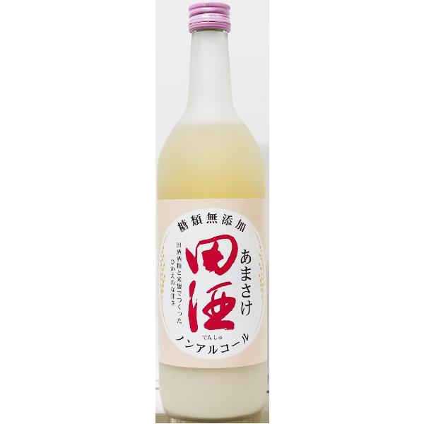 糖類無添加 田酒 あま酒 アルコール0% 750g