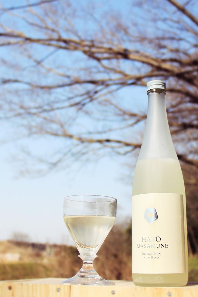 鳩正宗 純米吟醸 ワイン酵母仕込 720ml