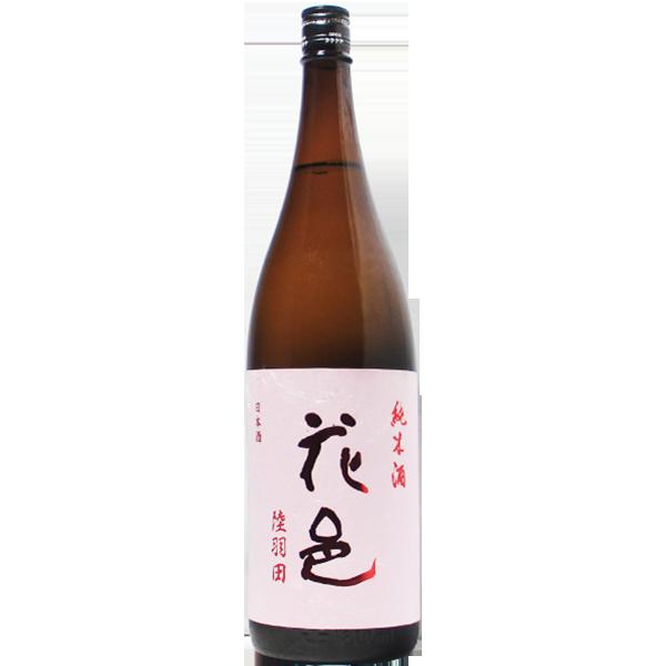 花邑 純米酒 陸羽田 1.8L