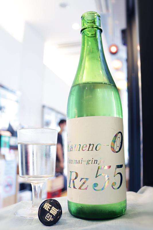 両関 Rz55 純米吟醸 亀の尾 720ml