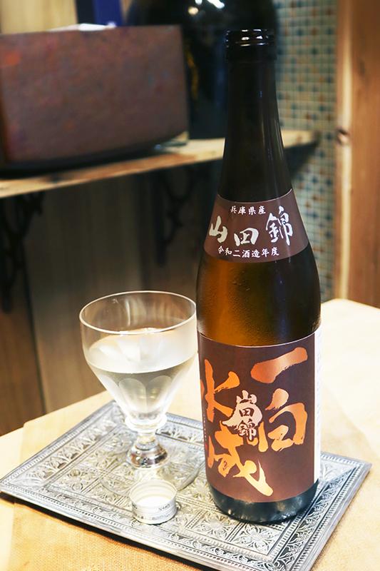 一白水成 純米吟醸 山田錦 1.8L