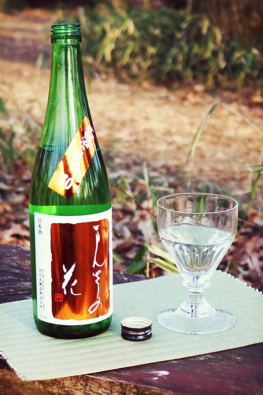 まんさくの花 70 秋田酒こまち 純米酒 1.8L