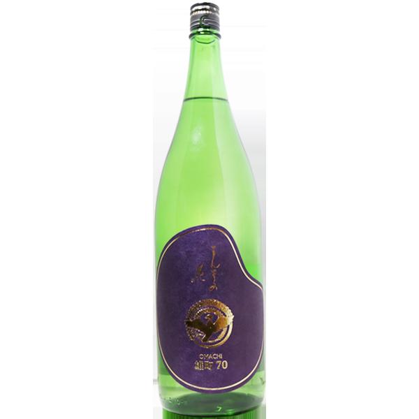 まんさくの花 70 雄町 純米酒 1.8L