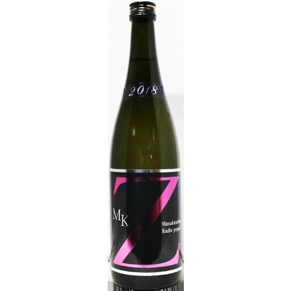 まんさくの花 MK-Z 純米吟醸原酒 720ml