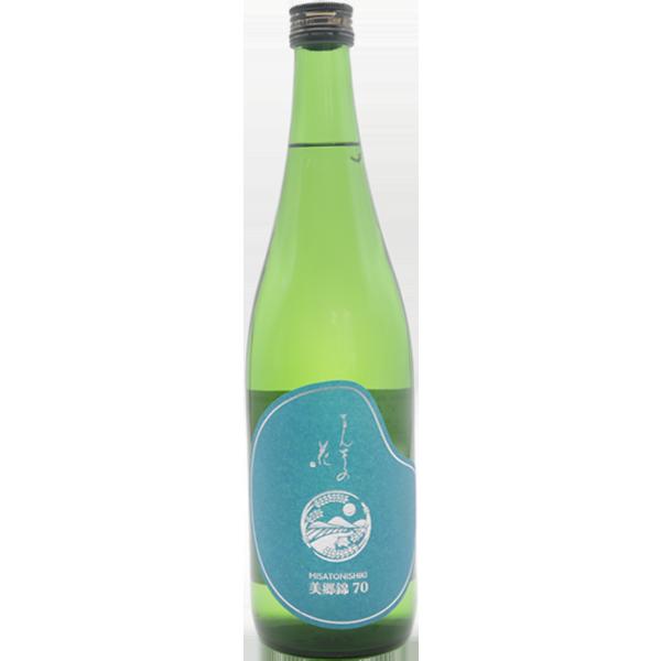 まんさくの花 美郷錦70 純米一火入原酒 720ml