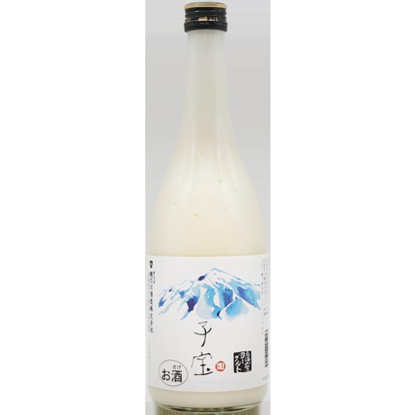 子宝 鳥海山麓ヨーグルト酒 720ml