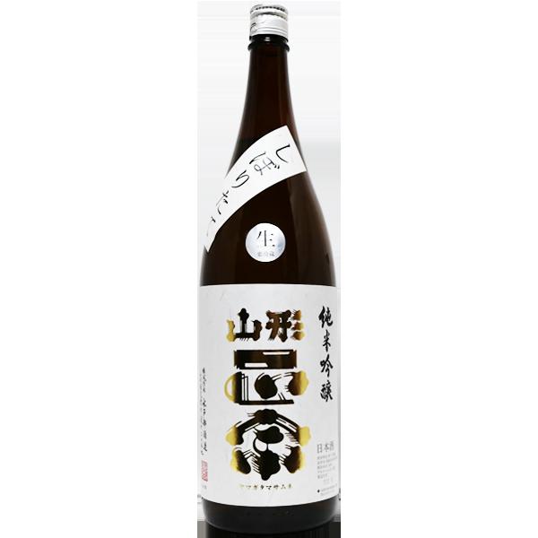 山形正宗 純米吟醸しぼりたて 1.8L