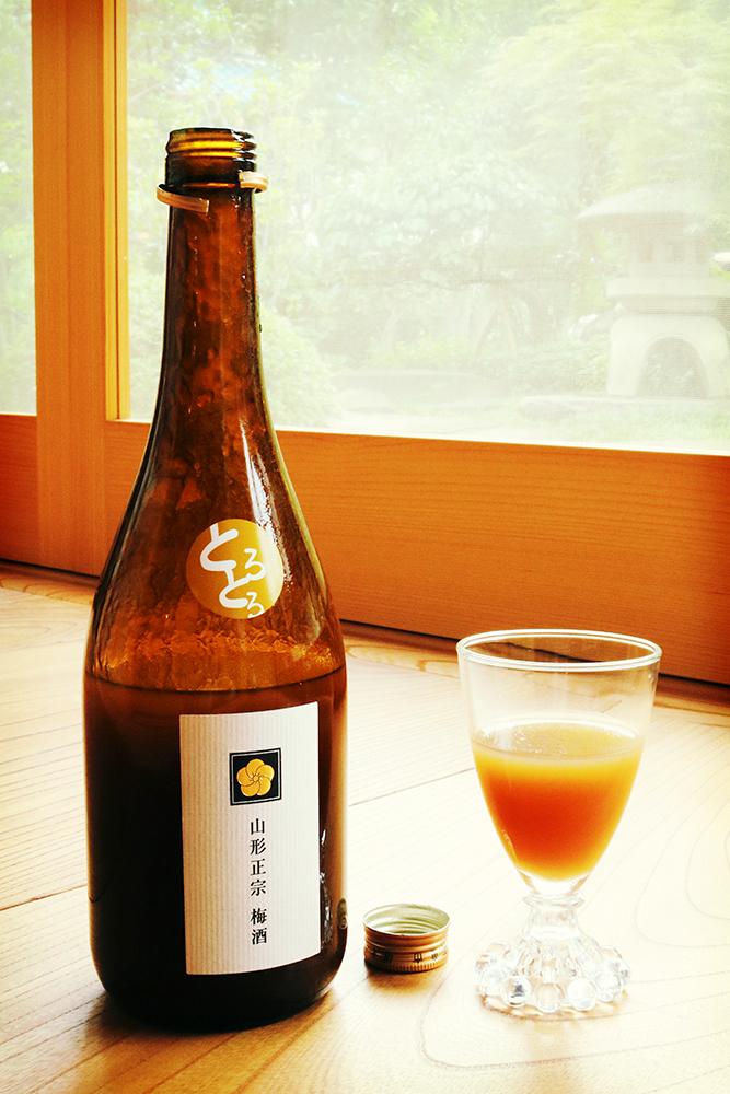 山形正宗 とろとろ梅酒 1.8L