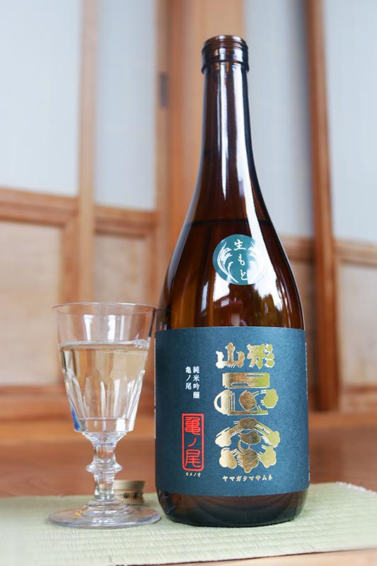 山形正宗 純米吟醸 亀の尾 1.8L