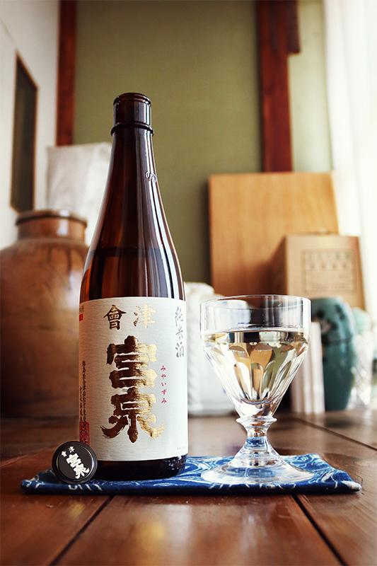 會津 宮泉 純米酒 1.8L