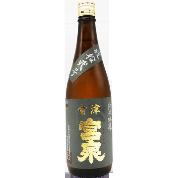 會津 宮泉 純米吟醸 渡船弐号 720ml