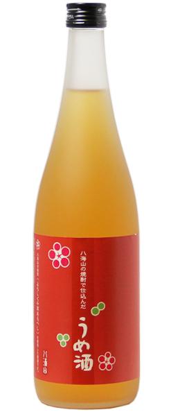 八海山の焼酎で仕込んだうめ酒 720ml