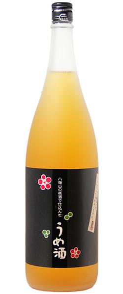 八海山の原酒で仕込んだうめ酒 1.8L