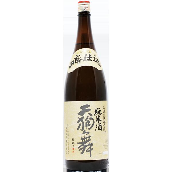 天狗舞 山廃純米酒 1.8L