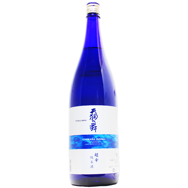 天狗舞 超辛 純米酒 1.8L