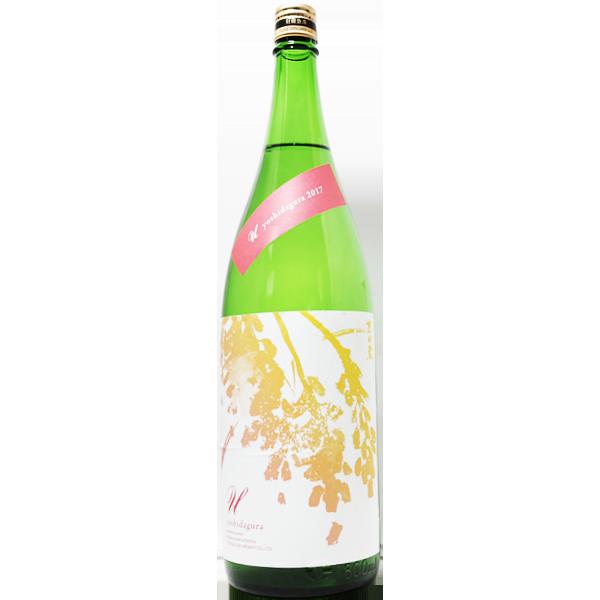 手取川 U Yoshidagura  山廃純米無濾過生原酒 1.8L