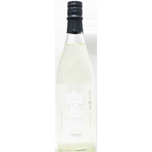 白岳仙 純米吟醸 搾立 720ml