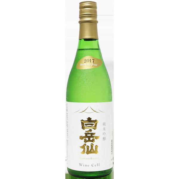白岳仙 WineCell 純米吟醸 720ml