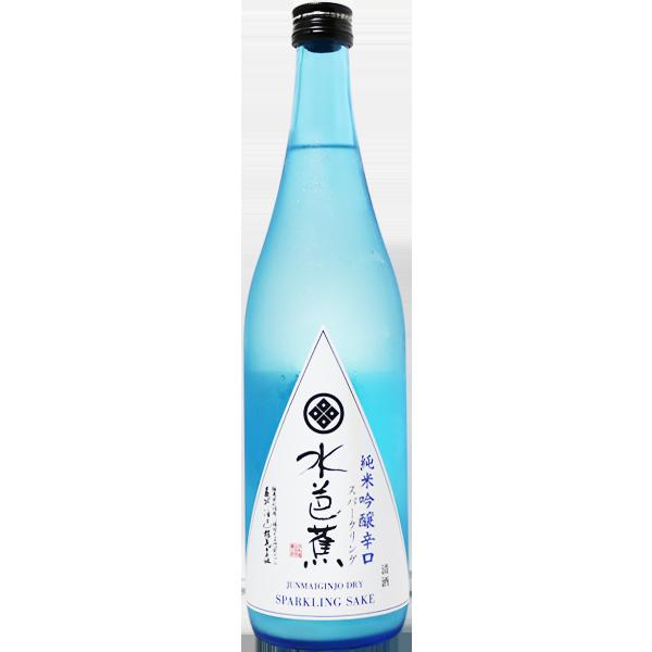 水芭蕉 純米吟醸辛口スパークリング 720ml