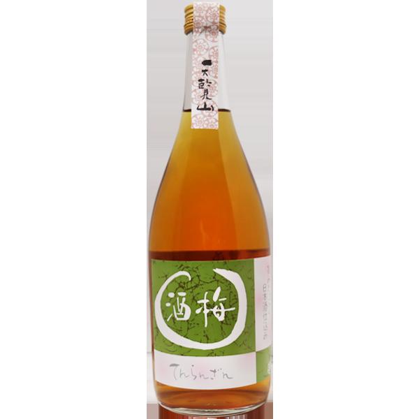 天覧山 梅酒 720ml