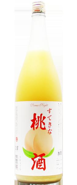 すてきな桃酒 1.8L
