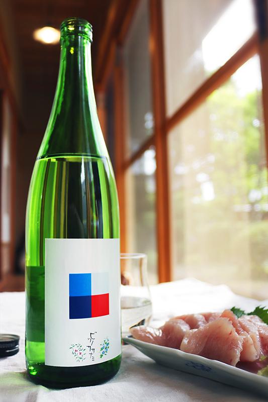 琵琶のささ浪 純米 夏酒 1.8L