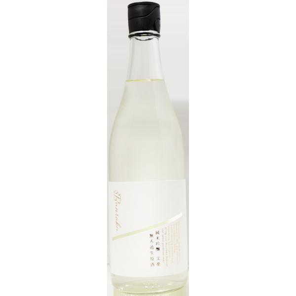 Bunraku Reborn 純米吟醸 無濾過生原酒 720ml