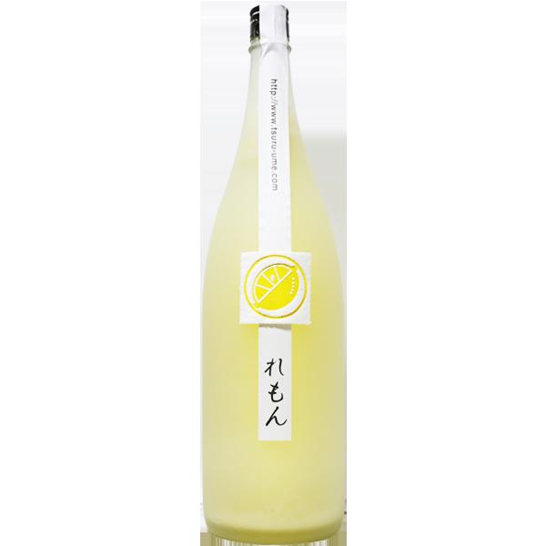 鶴梅 檸檬 1.8L