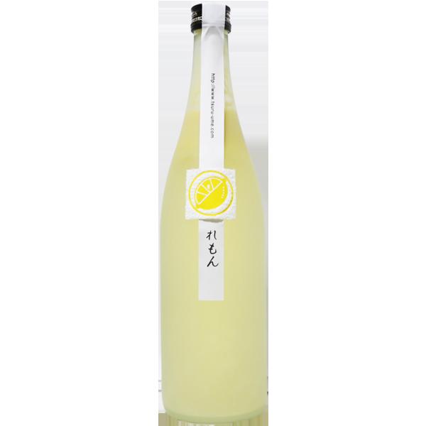 鶴梅 檸檬 720ml