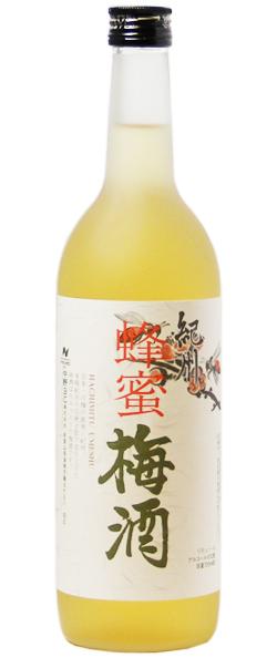 紀州 蜂蜜梅酒 720ml