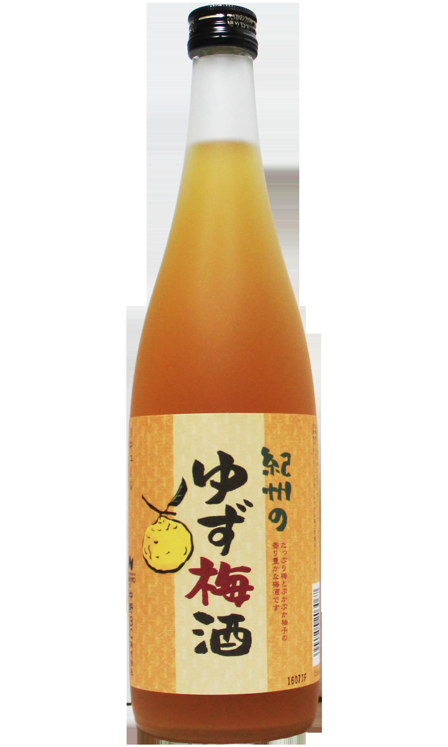 紀州のゆず梅酒 720ml