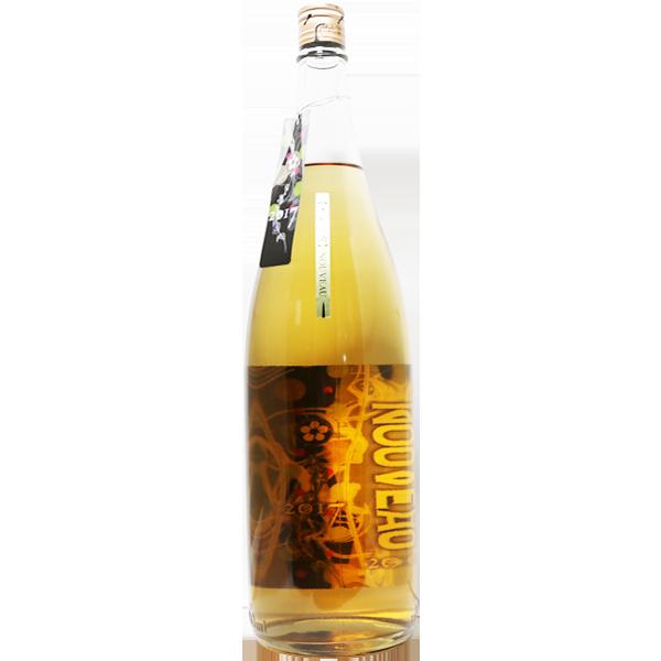 中野梅酒 NOUVEAU 2017 1.8L