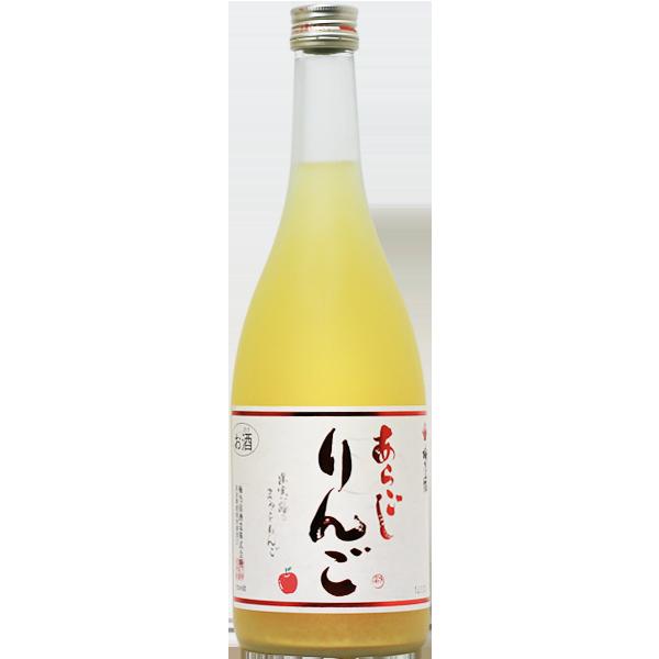 梅乃宿 あらごしりんご酒 720ml
