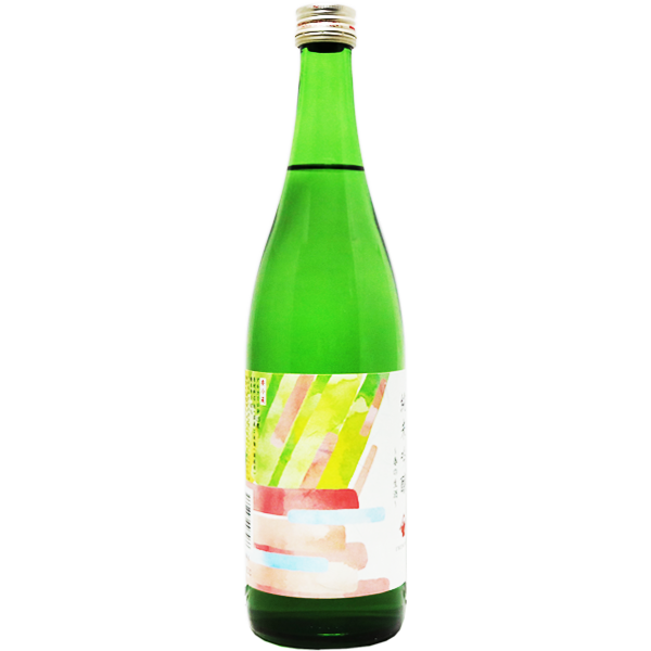 梅乃宿 春の生酒 純米吟醸 720ml