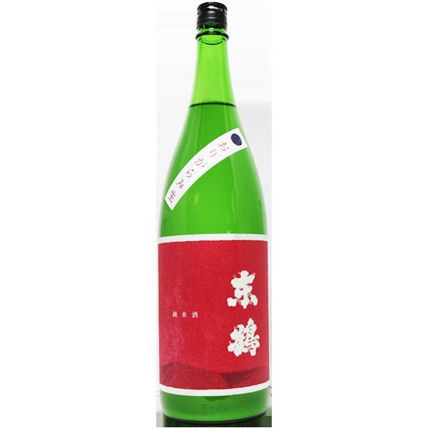 東鶴 おりがらみ 純米生酒 1.8L