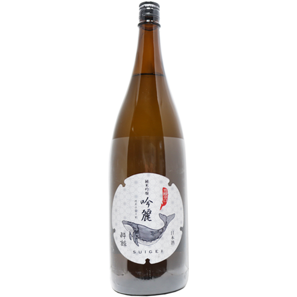酔鯨 吟麗 純米吟醸 1.8L