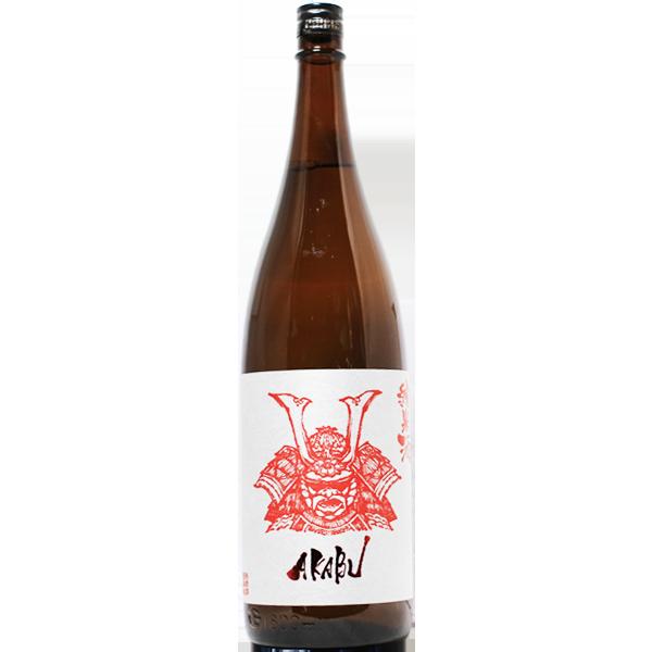 赤武 純米酒 1.8L