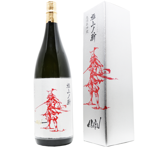 赤武 AKABU 極上ノ斬 純米大吟醸 生酒 1.8L
