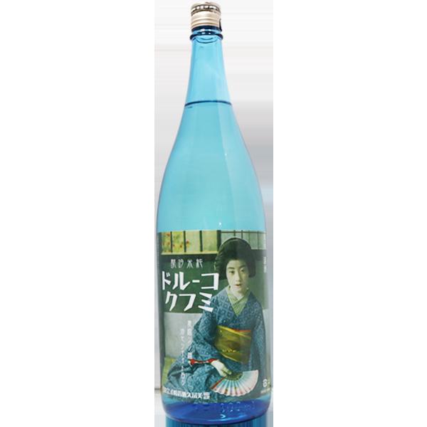 コールドミフク 純米吟醸 1.8L