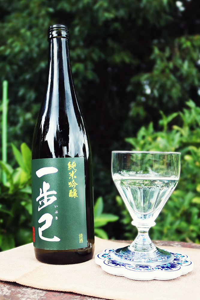一歩己 純米吟醸 1.8L