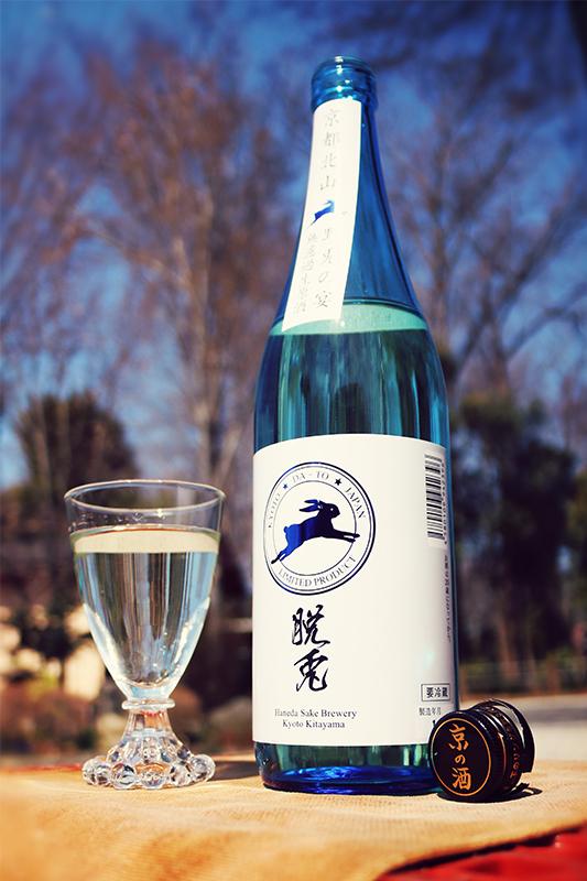 脱兎 野兎の宴 無濾過生原酒 1.8L