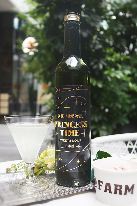 PRINCESS TIME SWEET&SOUR 純米吟醸 500ml