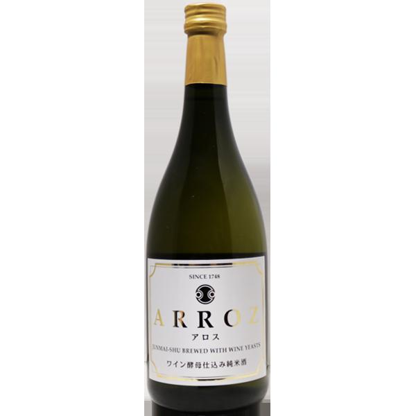釜屋 ワイン酵母仕込み純米酒 ARROZ 720ml