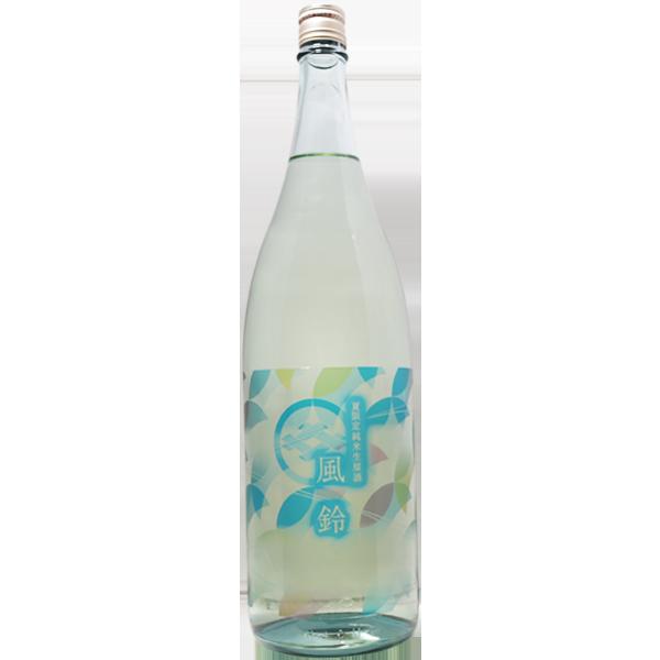 今代司 風鈴 純米生原酒 1.8L