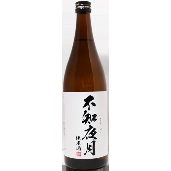 不知夜月(いざよいづき) 純米酒 720ml