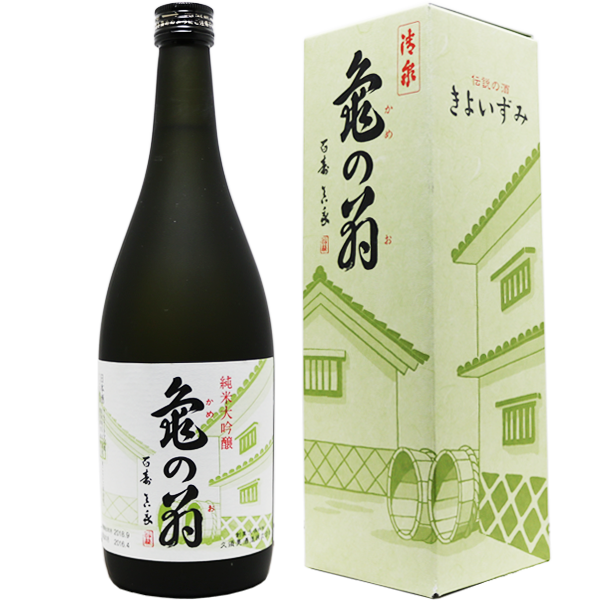 清泉 亀の翁 純米大吟醸 720ml