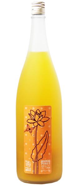 ふるふる完熟マンゴー梅酒 1.8L